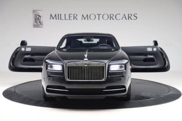 Used 2015 Rolls-Royce Wraith for sale $179,900 at Bentley Greenwich in Greenwich CT 06830 12