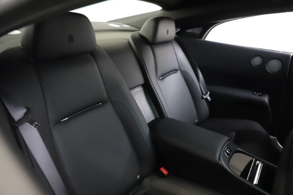 Used 2015 Rolls-Royce Wraith for sale $179,900 at Bentley Greenwich in Greenwich CT 06830 17