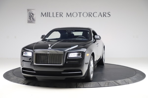 Used 2015 Rolls-Royce Wraith for sale $179,900 at Bentley Greenwich in Greenwich CT 06830 2