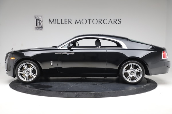 Used 2015 Rolls-Royce Wraith for sale $179,900 at Bentley Greenwich in Greenwich CT 06830 3