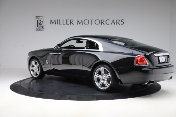 Used 2015 Rolls-Royce Wraith for sale $179,900 at Bentley Greenwich in Greenwich CT 06830 4
