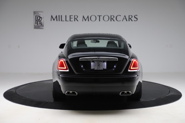 Used 2015 Rolls-Royce Wraith for sale $179,900 at Bentley Greenwich in Greenwich CT 06830 6