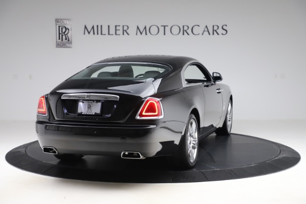 Used 2015 Rolls-Royce Wraith for sale $179,900 at Bentley Greenwich in Greenwich CT 06830 7