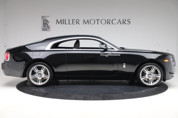 Used 2015 Rolls-Royce Wraith for sale $179,900 at Bentley Greenwich in Greenwich CT 06830 9