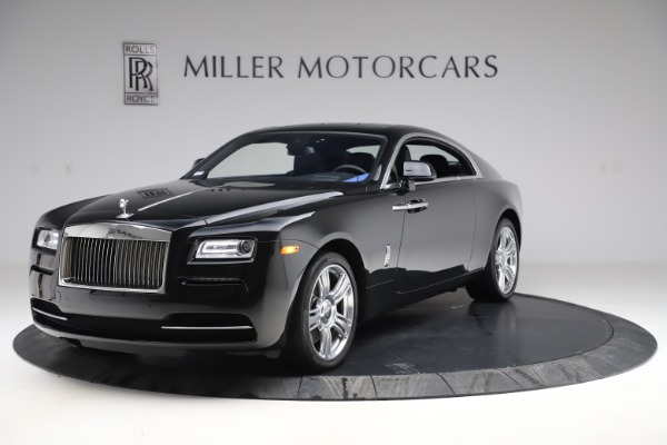 Used 2015 Rolls-Royce Wraith for sale $179,900 at Bentley Greenwich in Greenwich CT 06830 1
