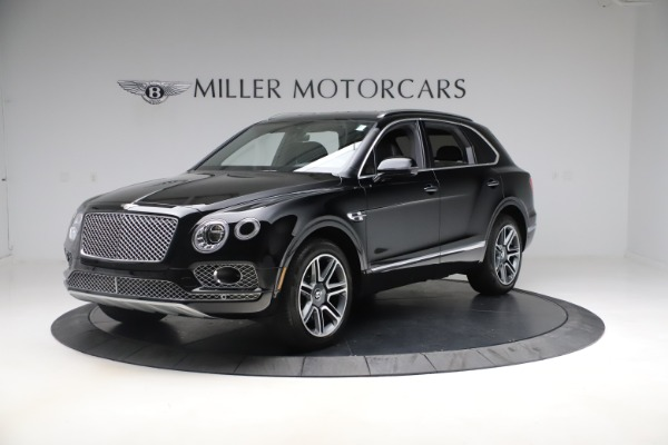 Used 2018 Bentley Bentayga Activity Edition for sale Sold at Bentley Greenwich in Greenwich CT 06830 2