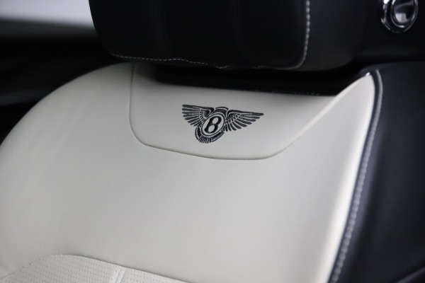 Used 2018 Bentley Bentayga Activity Edition for sale Sold at Bentley Greenwich in Greenwich CT 06830 20