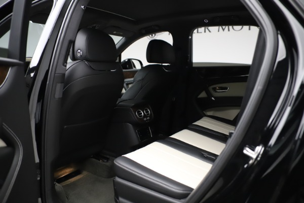 Used 2018 Bentley Bentayga Activity Edition for sale Sold at Bentley Greenwich in Greenwich CT 06830 21