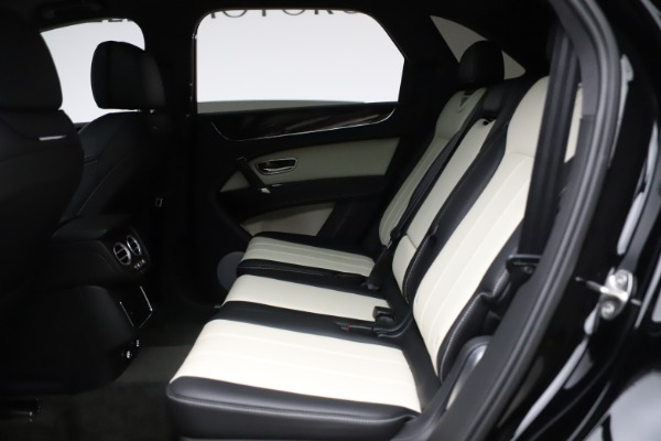 Used 2018 Bentley Bentayga Activity Edition for sale Sold at Bentley Greenwich in Greenwich CT 06830 22