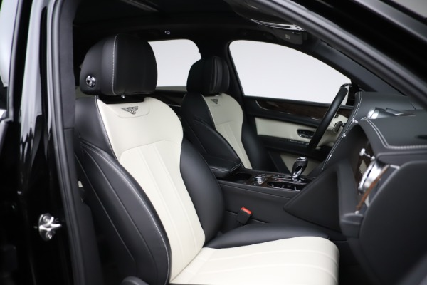Used 2018 Bentley Bentayga Activity Edition for sale Sold at Bentley Greenwich in Greenwich CT 06830 27