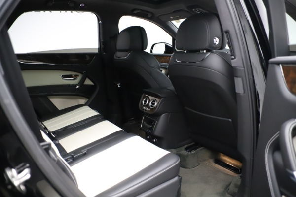Used 2018 Bentley Bentayga Activity Edition for sale Sold at Bentley Greenwich in Greenwich CT 06830 28