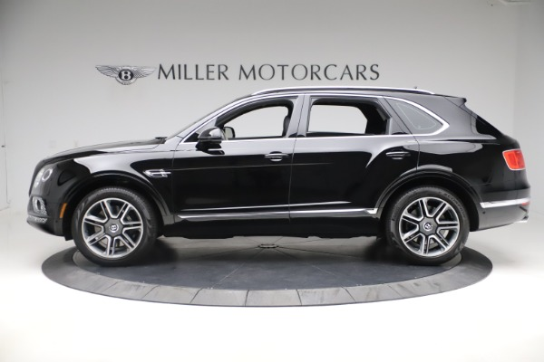 Used 2018 Bentley Bentayga Activity Edition for sale Sold at Bentley Greenwich in Greenwich CT 06830 3