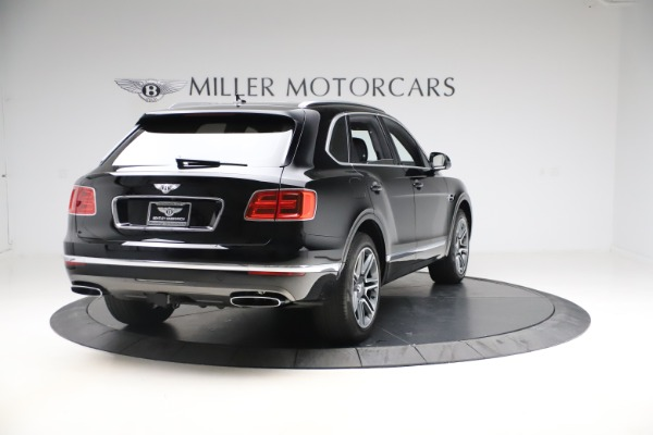 Used 2018 Bentley Bentayga Activity Edition for sale Sold at Bentley Greenwich in Greenwich CT 06830 7