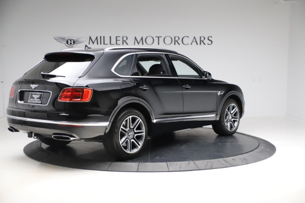Used 2018 Bentley Bentayga Activity Edition for sale Sold at Bentley Greenwich in Greenwich CT 06830 8