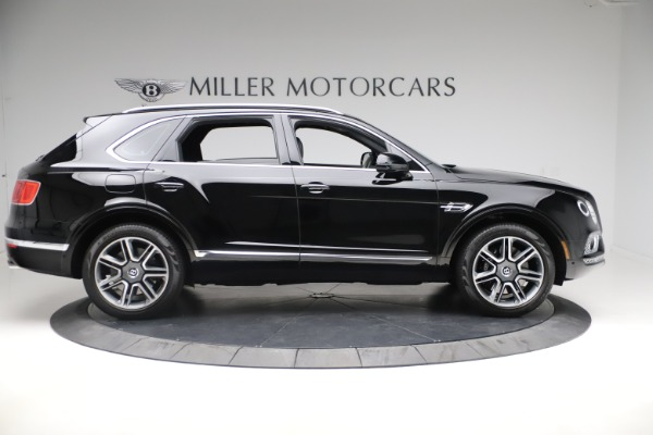 Used 2018 Bentley Bentayga Activity Edition for sale Sold at Bentley Greenwich in Greenwich CT 06830 9