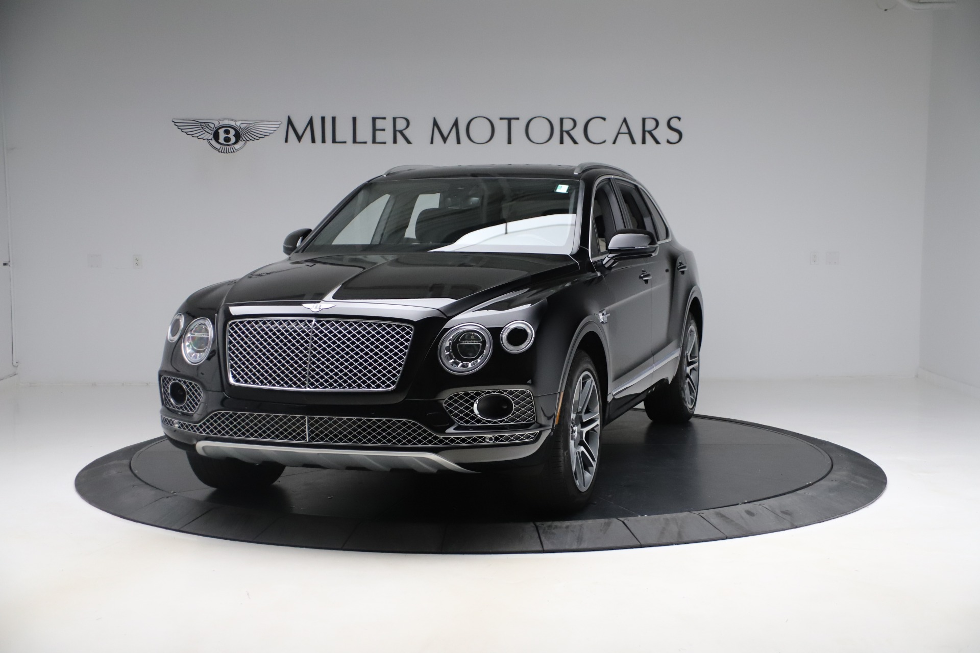 Used 2018 Bentley Bentayga Activity Edition for sale Sold at Bentley Greenwich in Greenwich CT 06830 1
