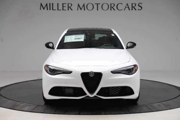 New 2020 Alfa Romeo Giulia Ti Sport Q4 for sale $53,190 at Bentley Greenwich in Greenwich CT 06830 12