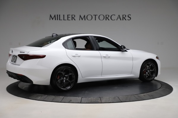 New 2020 Alfa Romeo Giulia Ti Sport Q4 for sale $53,190 at Bentley Greenwich in Greenwich CT 06830 8