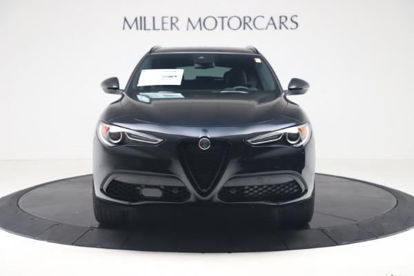 New 2020 Alfa Romeo Stelvio Ti Sport Q4 for sale $57,590 at Bentley Greenwich in Greenwich CT 06830 12