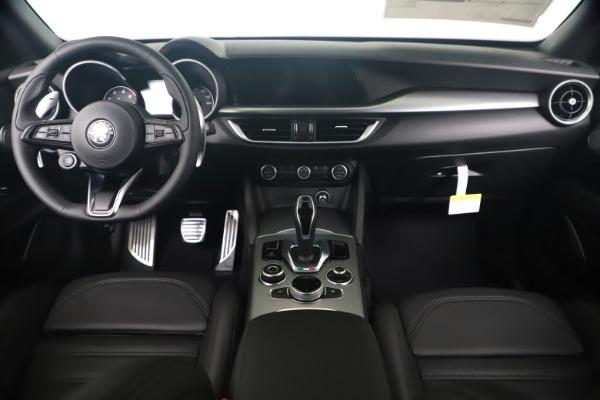New 2020 Alfa Romeo Stelvio Ti Sport Q4 for sale $57,590 at Bentley Greenwich in Greenwich CT 06830 16