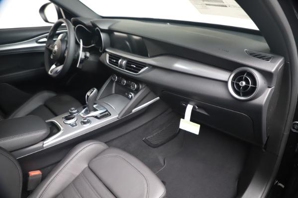 New 2020 Alfa Romeo Stelvio Ti Sport Q4 for sale $57,590 at Bentley Greenwich in Greenwich CT 06830 22