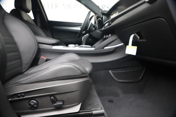 New 2020 Alfa Romeo Stelvio Ti Sport Q4 for sale $57,590 at Bentley Greenwich in Greenwich CT 06830 24