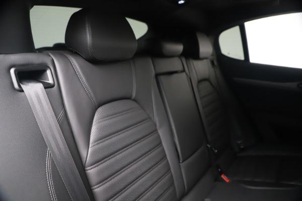 New 2020 Alfa Romeo Stelvio Ti Sport Q4 for sale $57,590 at Bentley Greenwich in Greenwich CT 06830 27