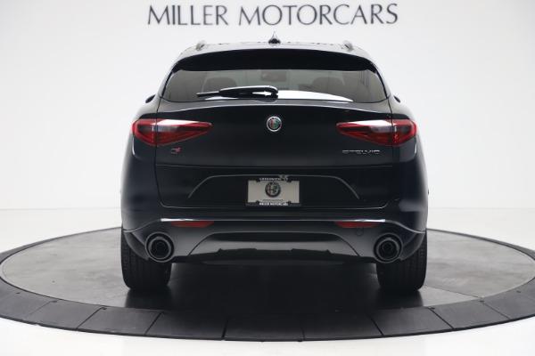 New 2020 Alfa Romeo Stelvio Ti Sport Q4 for sale $57,590 at Bentley Greenwich in Greenwich CT 06830 6