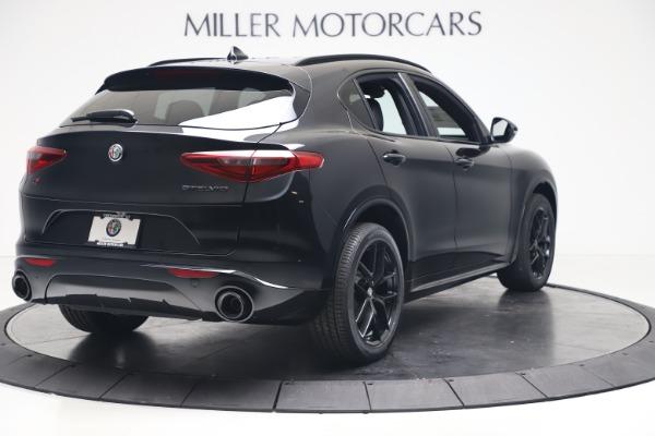 New 2020 Alfa Romeo Stelvio Ti Sport Q4 for sale $57,590 at Bentley Greenwich in Greenwich CT 06830 7