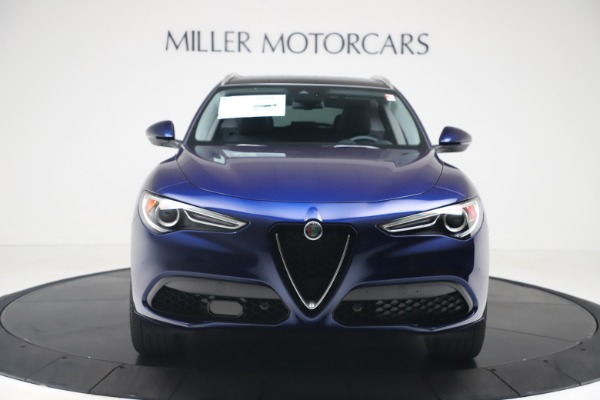 New 2020 Alfa Romeo Stelvio Ti Q4 for sale $54,340 at Bentley Greenwich in Greenwich CT 06830 12