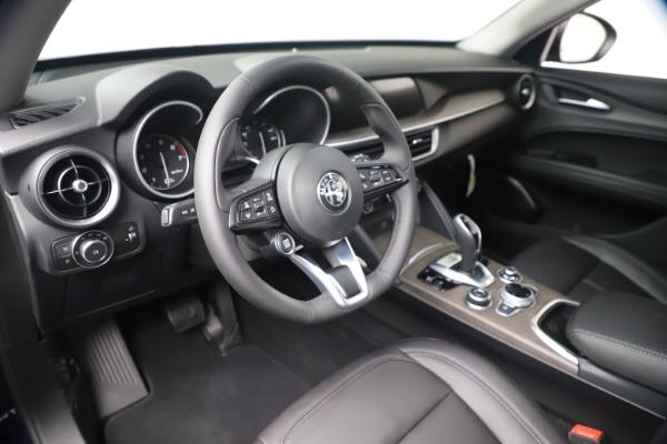 New 2020 Alfa Romeo Stelvio Ti Q4 for sale $54,340 at Bentley Greenwich in Greenwich CT 06830 13