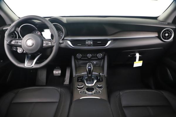 New 2020 Alfa Romeo Stelvio Ti Q4 for sale $54,340 at Bentley Greenwich in Greenwich CT 06830 16