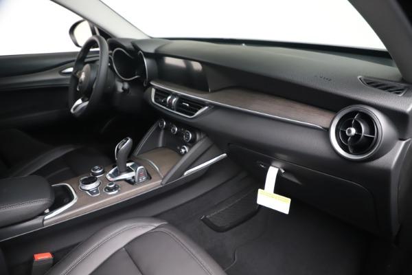 New 2020 Alfa Romeo Stelvio Ti Q4 for sale $54,340 at Bentley Greenwich in Greenwich CT 06830 22