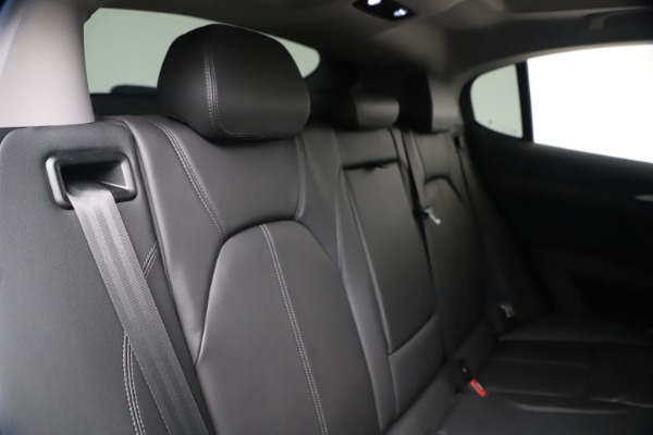 New 2020 Alfa Romeo Stelvio Ti Q4 for sale $54,340 at Bentley Greenwich in Greenwich CT 06830 26