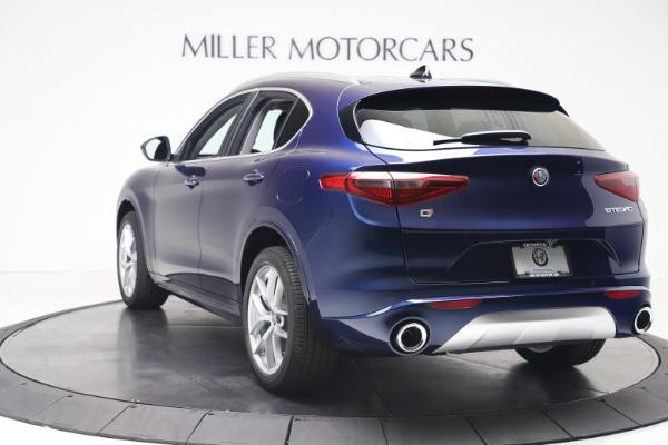 New 2020 Alfa Romeo Stelvio Ti Q4 for sale $54,340 at Bentley Greenwich in Greenwich CT 06830 5