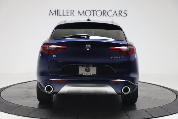 New 2020 Alfa Romeo Stelvio Ti Q4 for sale $54,340 at Bentley Greenwich in Greenwich CT 06830 6