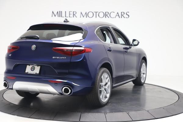 New 2020 Alfa Romeo Stelvio Ti Q4 for sale $54,340 at Bentley Greenwich in Greenwich CT 06830 7