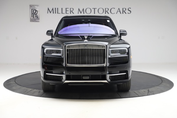New 2020 Rolls-Royce Cullinan for sale $385,525 at Bentley Greenwich in Greenwich CT 06830 2