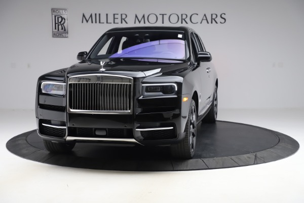 New 2020 Rolls-Royce Cullinan for sale $385,525 at Bentley Greenwich in Greenwich CT 06830 3