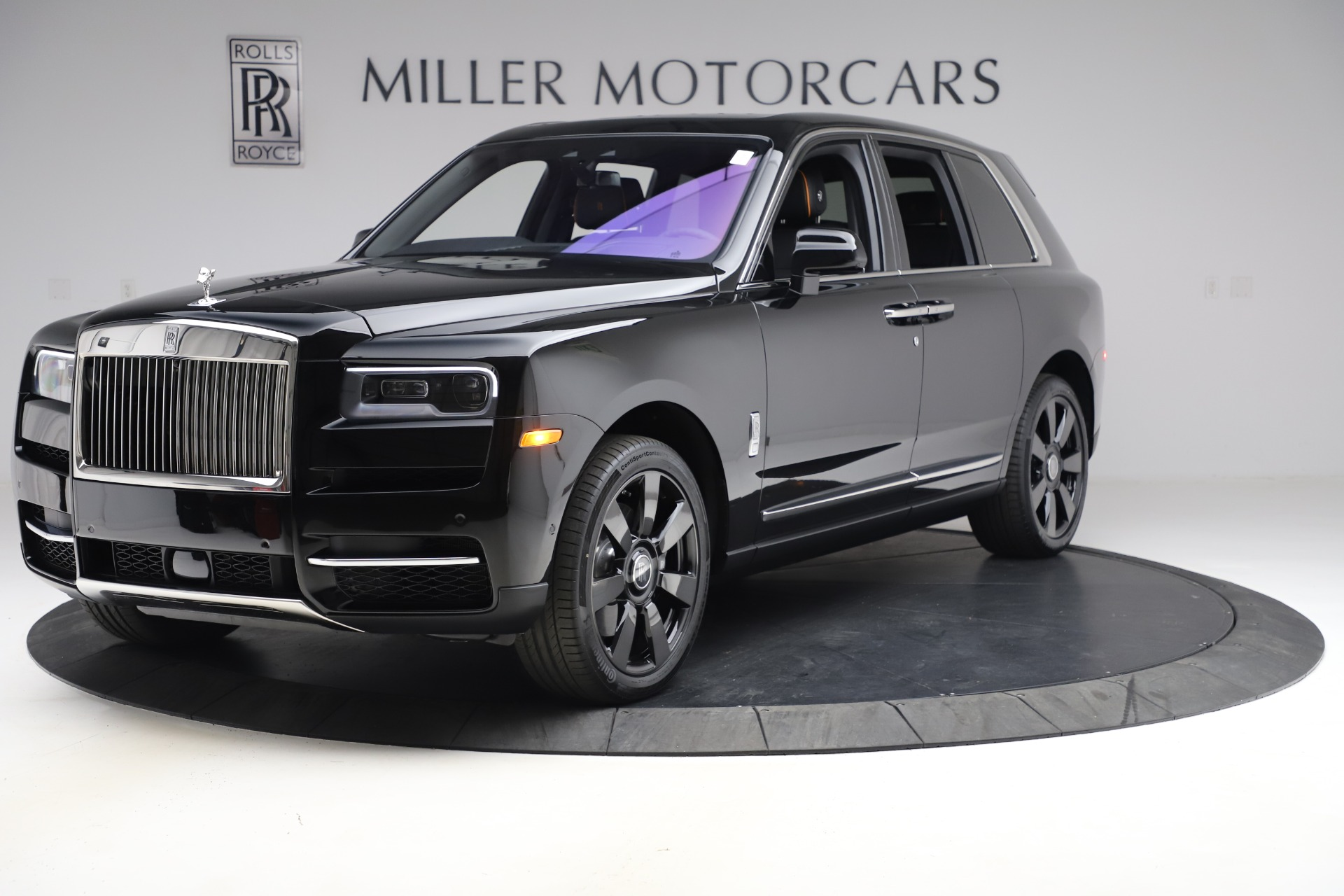 New 2020 Rolls-Royce Cullinan for sale $385,525 at Bentley Greenwich in Greenwich CT 06830 1
