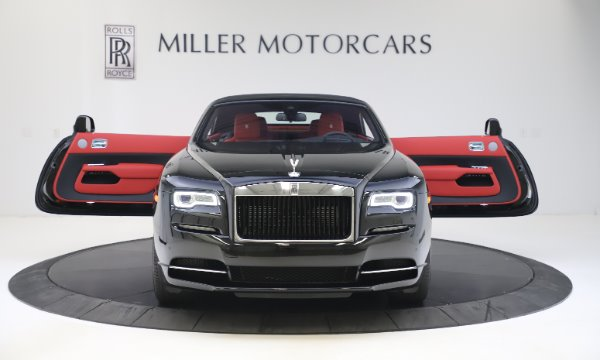 New 2020 Rolls-Royce Dawn for sale $393,050 at Bentley Greenwich in Greenwich CT 06830 18
