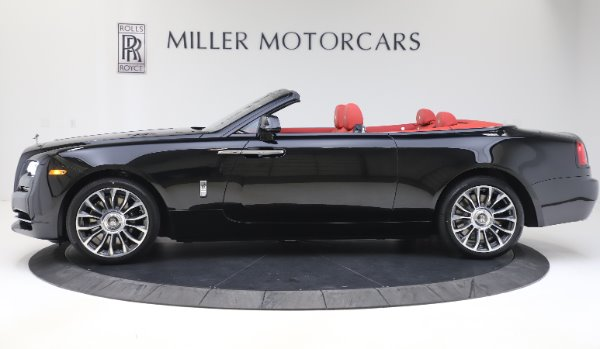 New 2020 Rolls-Royce Dawn for sale $393,050 at Bentley Greenwich in Greenwich CT 06830 3