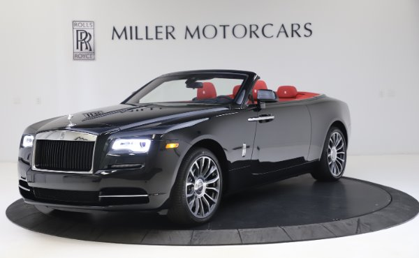 New 2020 Rolls-Royce Dawn for sale $393,050 at Bentley Greenwich in Greenwich CT 06830 1