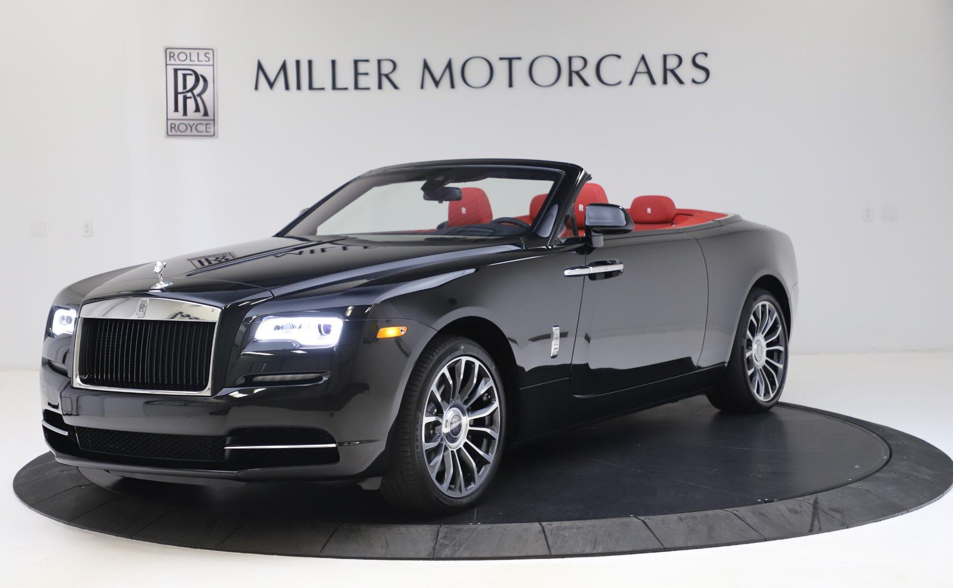 New 2020 Rolls-Royce Dawn for sale $393,050 at Bentley Greenwich in Greenwich CT 06830 1