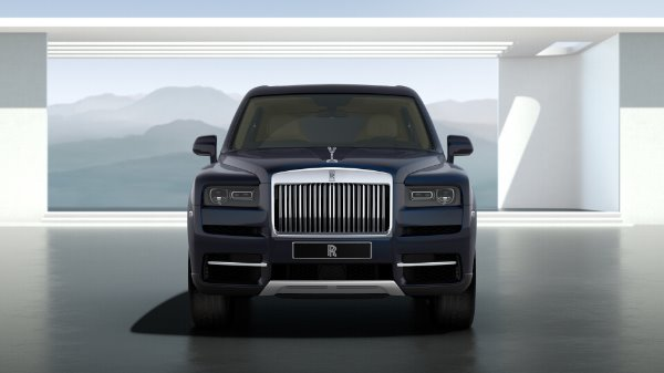 New 2020 Rolls-Royce Cullinan for sale $391,700 at Bentley Greenwich in Greenwich CT 06830 2