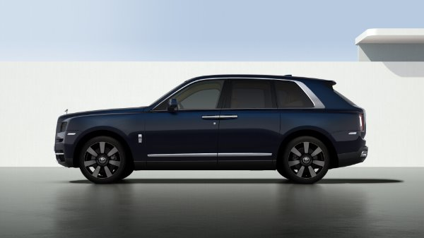 New 2020 Rolls-Royce Cullinan for sale $391,700 at Bentley Greenwich in Greenwich CT 06830 3