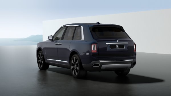 New 2020 Rolls-Royce Cullinan for sale $391,700 at Bentley Greenwich in Greenwich CT 06830 4