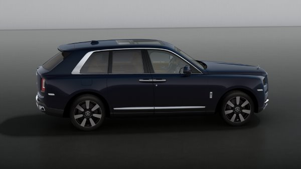 New 2020 Rolls-Royce Cullinan for sale $391,700 at Bentley Greenwich in Greenwich CT 06830 5