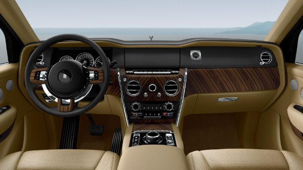 New 2020 Rolls-Royce Cullinan for sale $391,700 at Bentley Greenwich in Greenwich CT 06830 9