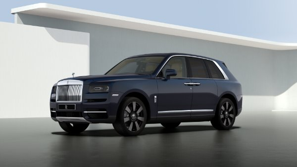 New 2020 Rolls-Royce Cullinan for sale $391,700 at Bentley Greenwich in Greenwich CT 06830 1
